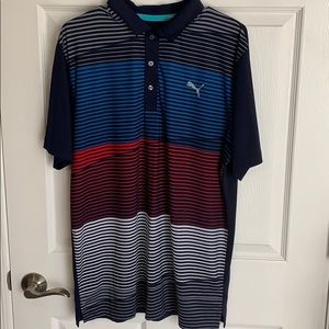 Men's Puma Golf Polo